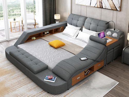 Global smart bed Market