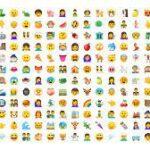 Google announced that it is tweaking 992 of its emoji designs!