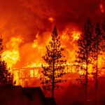 People in the East are affected by smoke from wildfires than in the West in the US!